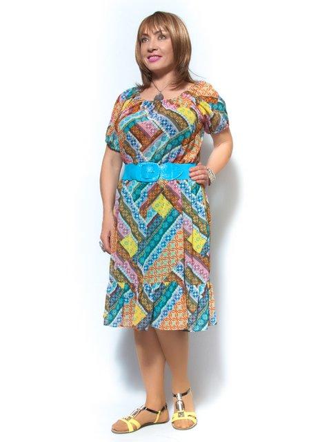 Сукня комбінованого забарвлення LibeAmore 2344954