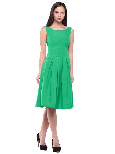 Платье зеленое Dioni 2345573