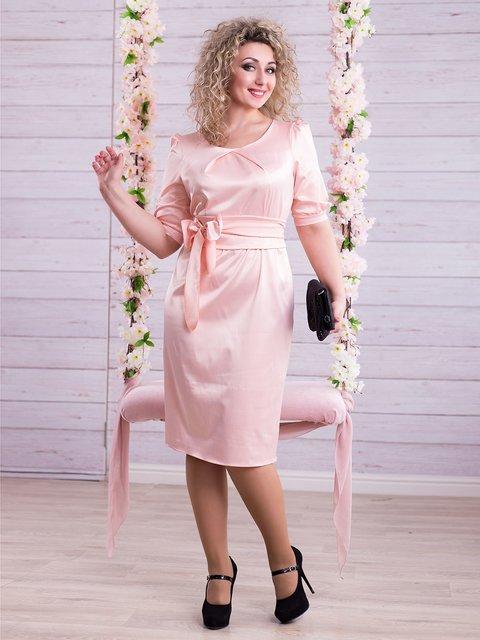 Сукня персикового кольору Seventeen 2345673