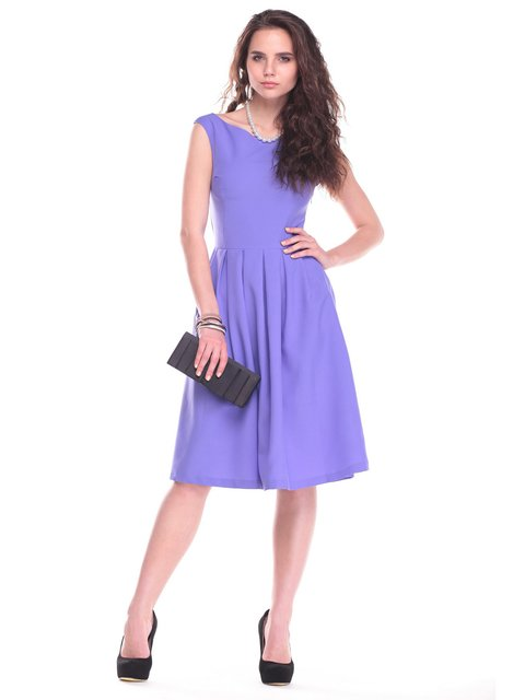 Сукня бузкова Laura Bettini 2363158