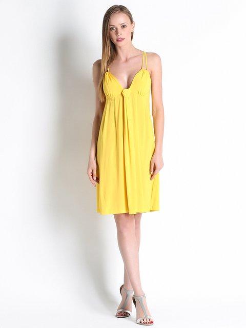 Платье желтое Phard 2363830