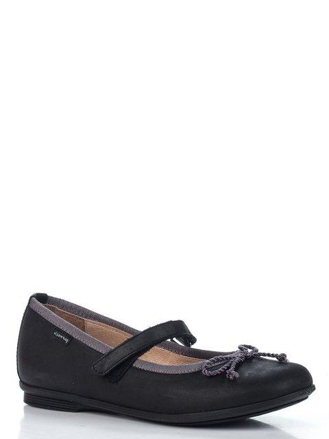 Туфли черные Garvalin 2361629