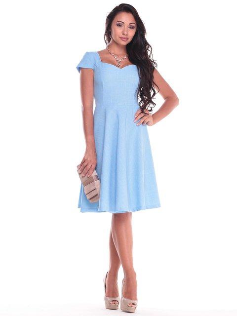 Сукня блакитна Dioni 2387805