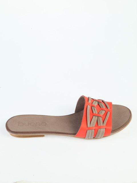 Шльопанці червоні Bueno 2388856