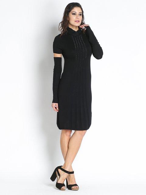 Платье черное Parah 2217936