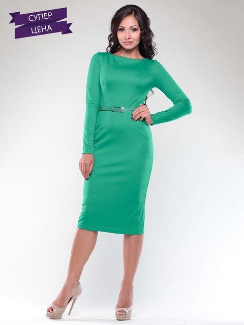 Платье зеленое Rebecca Tatti 2346522