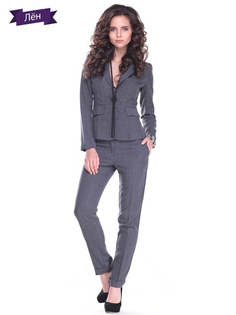 Костюм: жакет и брюки Laura Bettini 2399989