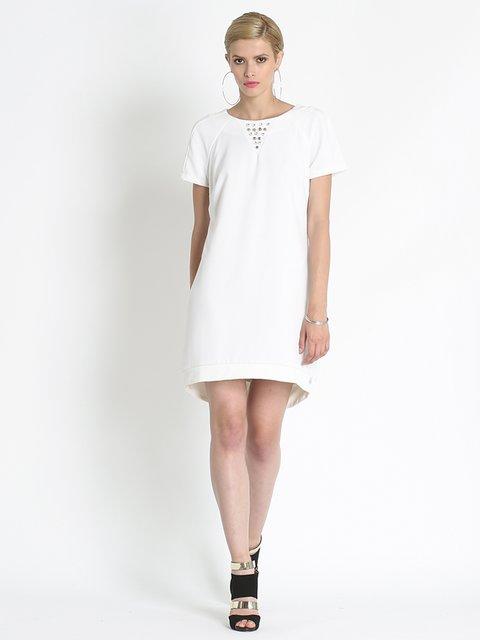 Сукня біла Met Jeans 2423185