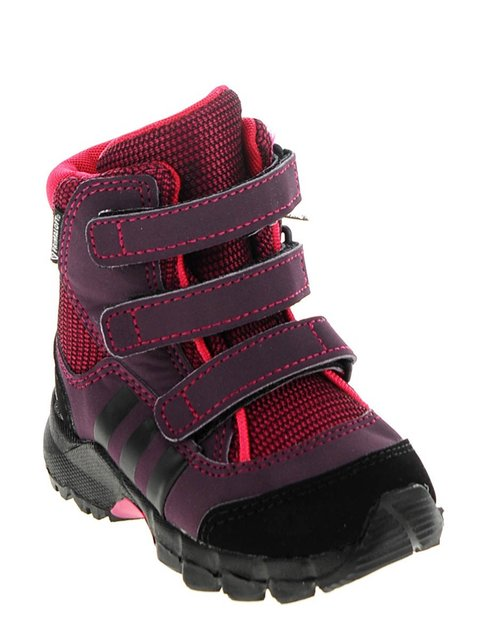 Ботинки розово-фиолетовые Adidas 1883124