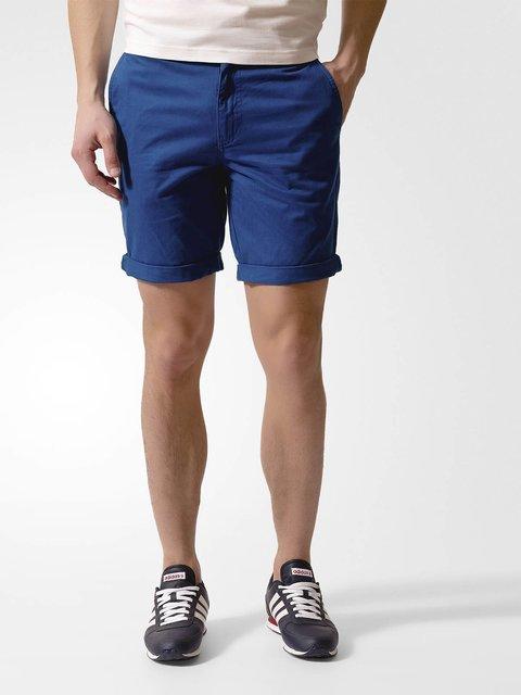Шорты синие Adidas 2288765