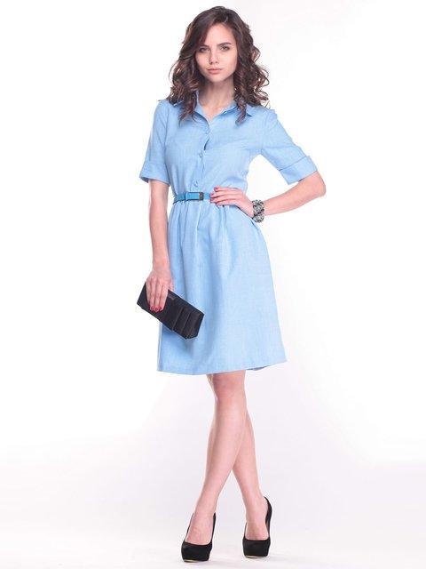 Сукня блакитна Dioni 2434394