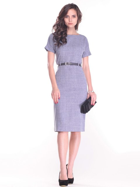 Сукня кольору фіолетового серпанку Dioni 2434403