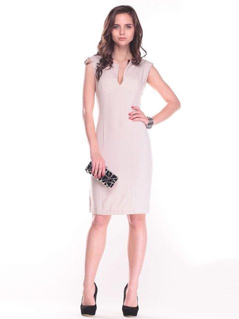 Сукня-сарафан світло-бежева Dioni 2434413