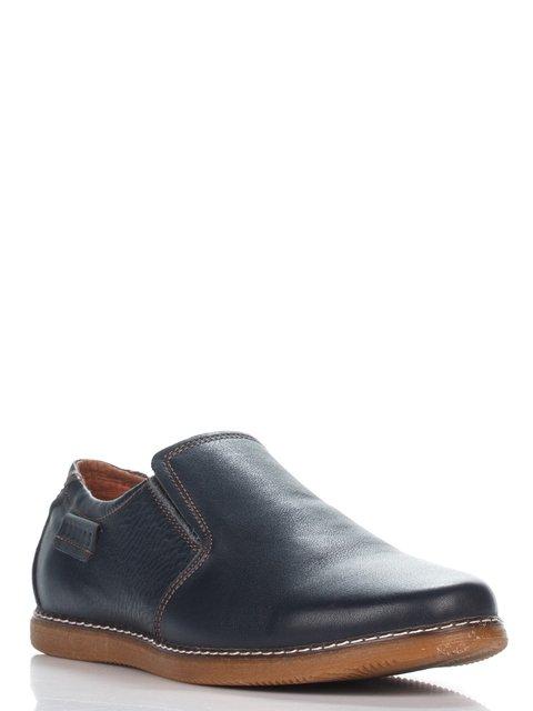Туфли темно-синие Konors 2423589