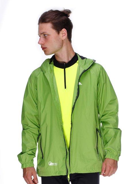 Дождевик зеленый Trespass 2426799
