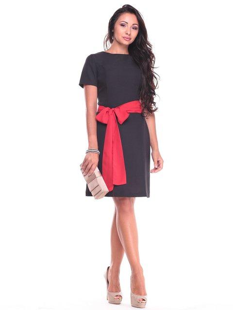 Платье черное Dioni 2439857