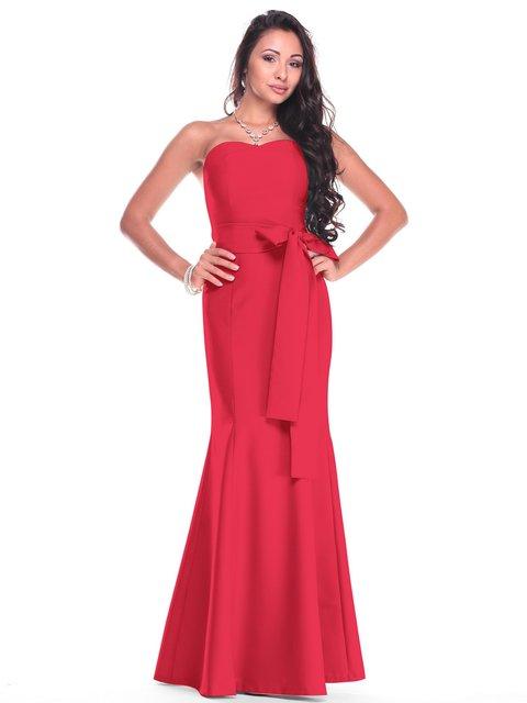 Платье красное Dioni 2439886