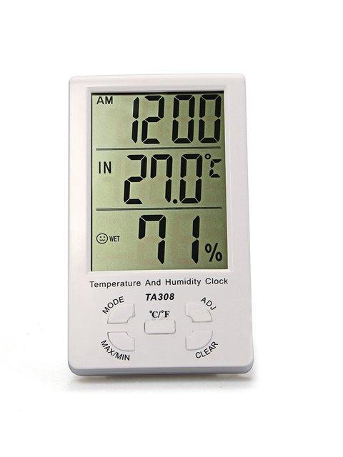 Годинник-термогігрометр Веселі подарунки 2442660