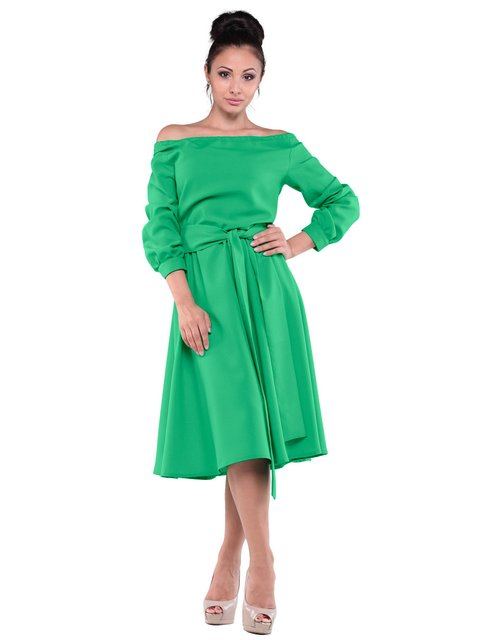 Платье зеленое Laura Bettini 2442457