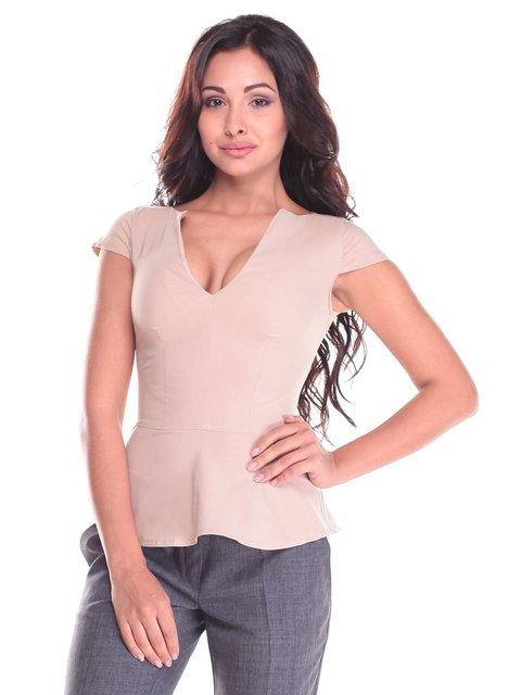 Блуза бежевая Dioni 2442490