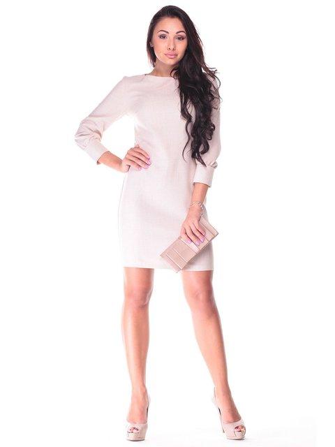 Сукня бежева Laura Bettini 2447713