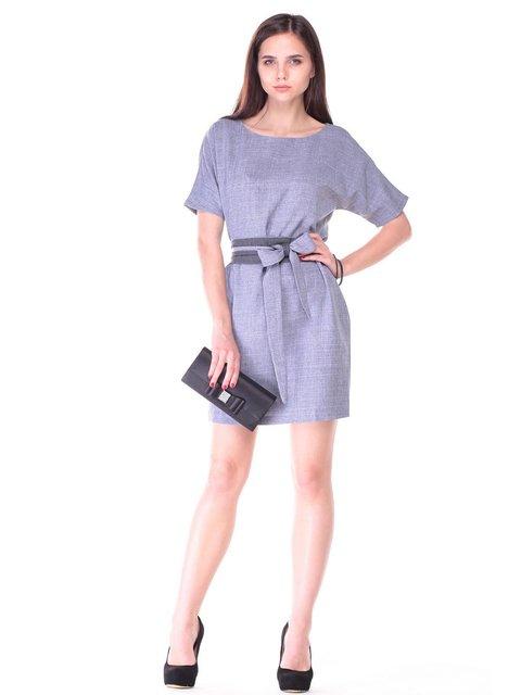 Платье цвета фиолетовой дымки Maurini 2447763