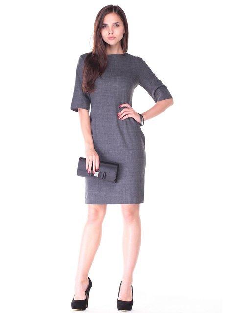 Сукня графітового кольору Maurini 2447776