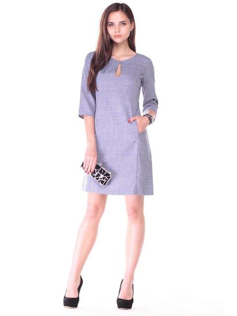 Сукня кольору фіолетового серпанку Rebecca Tatti 2447785