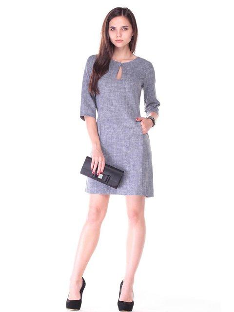 Платье дымчатого цвета Rebecca Tatti 2447788