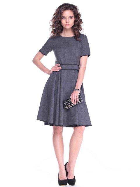 Сукня графітового кольору Laura Bettini 2404280