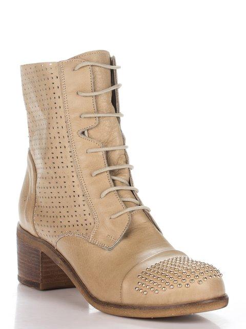 Ботинки бежевые JUST-R 2452984