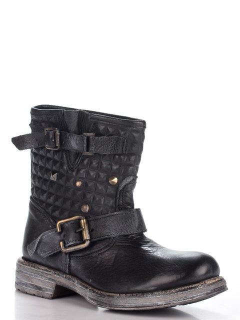 Ботинки черные JUST-R 2452991