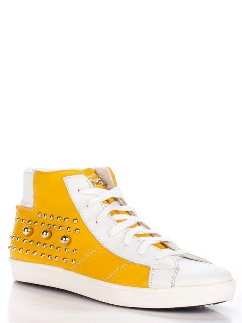 Кеды желто-белые JUST-R 2452998