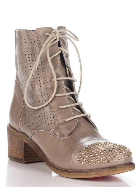 Ботинки серые JUST-R 2452985