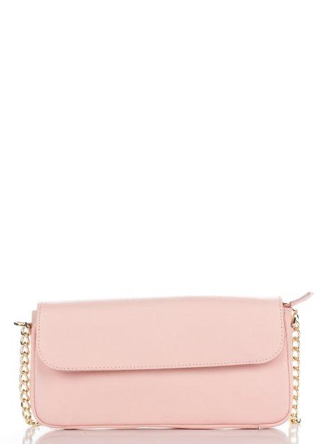 Клатч светло-розовый Entra 2453070