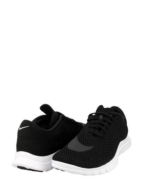 Кроссовки черные Free Hypervenom Low Nike 2462586