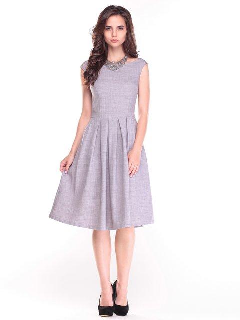 Сукня сіра Laura Bettini 2484565