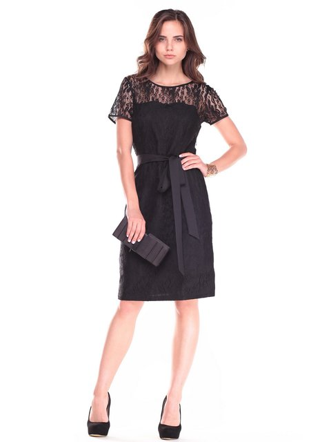 Сукня чорна Dioni 2453270
