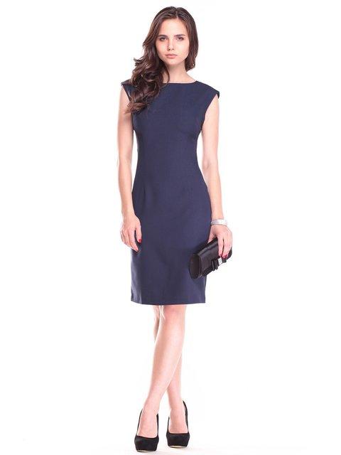 Платье темно-синее Maurini 2491216