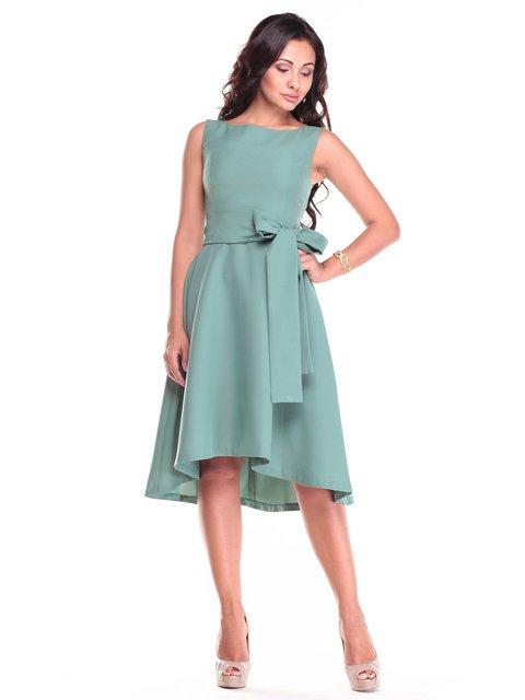 Сукня оливкова Maurini 2491232
