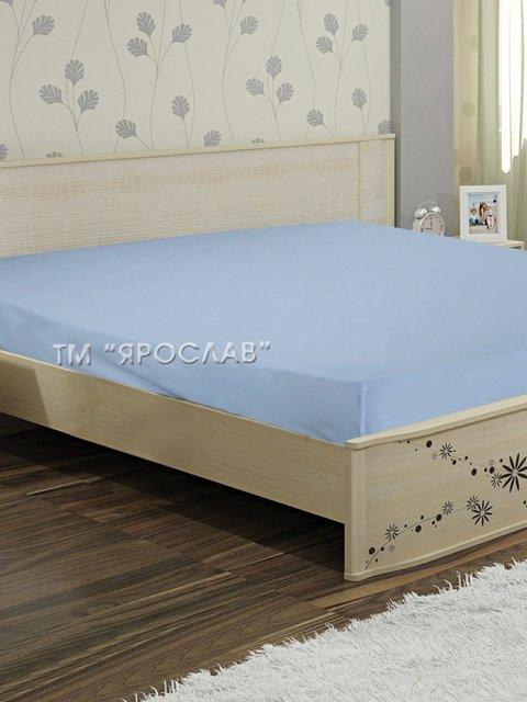 Простыня двуспальная (евро) (200х220 см) Ярослав 2492940