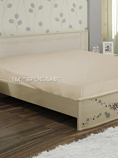 Простыня двуспальная (евро) (200х220 см) Ярослав 2492942