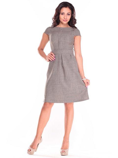Сукня сіра Dioni 2495574