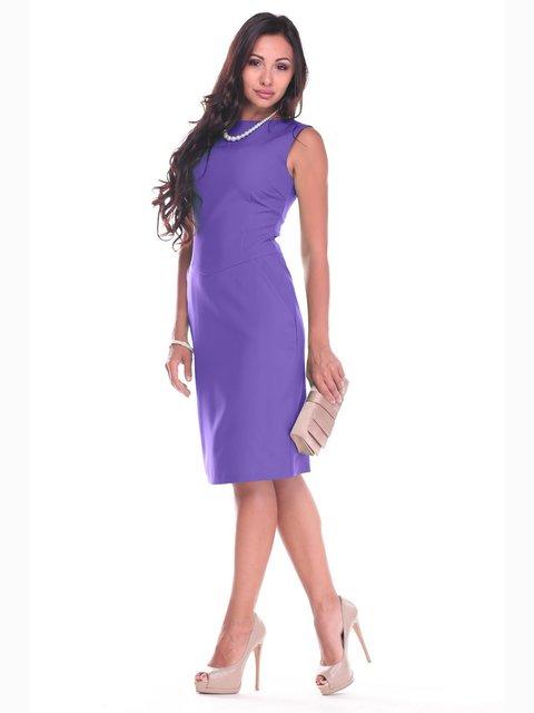 Платье фиалкового цвета Laura Bettini 2491703