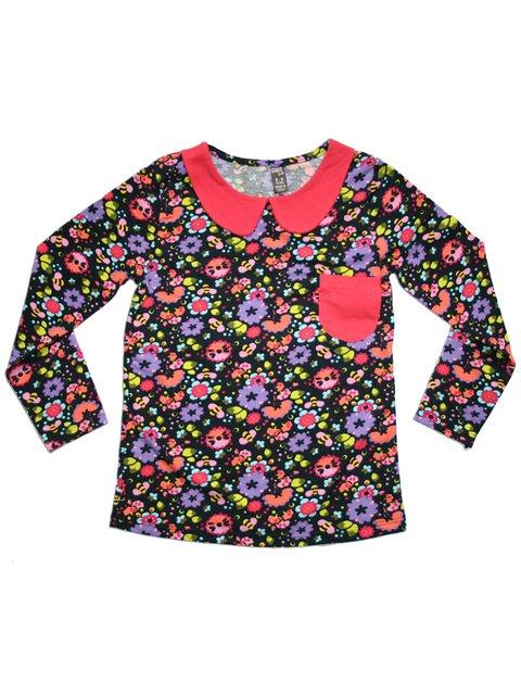 Джемпер різнобарвний в квітковий принт CIGIT 2507371