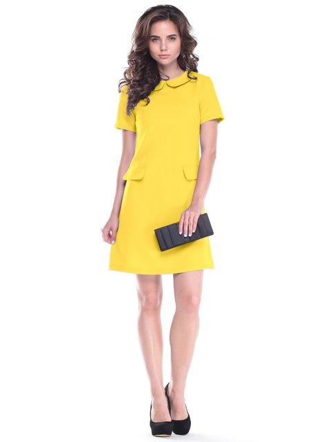 Платье желтое Dioni 2505962