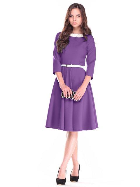 Платье фиолетовое Maurini 2507343