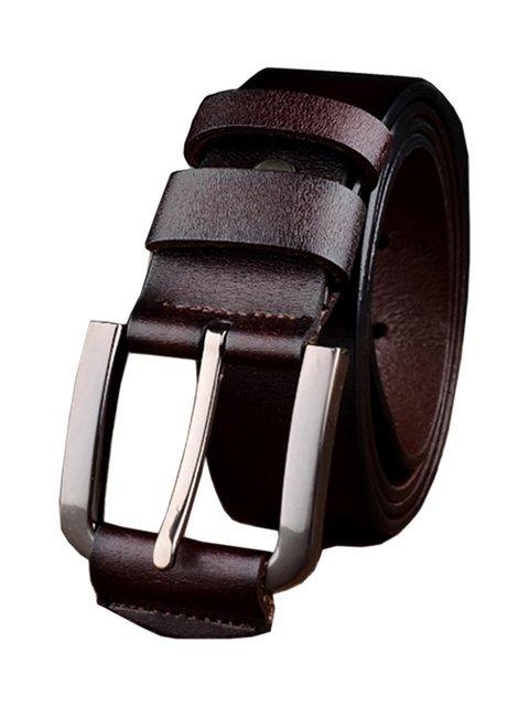 Ремінь темно-коричневий Traum 2508660