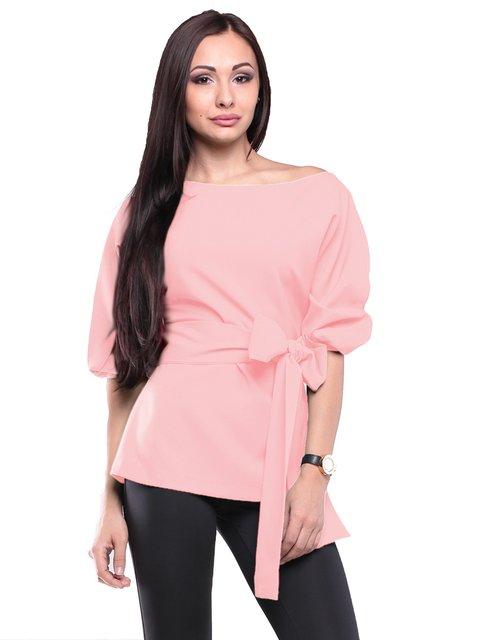 Блуза персикового цвета Laura Bettini 2508973
