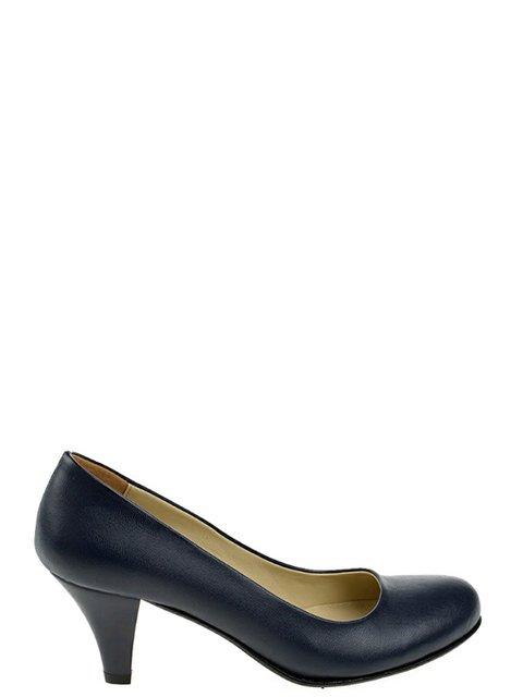 Туфли темно-синие DRG Derigo 2513491